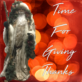 Time for Giving Thanks